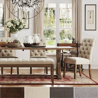 dining room sets shop the best brands overstockcom - Living Room And Dining Room Sets