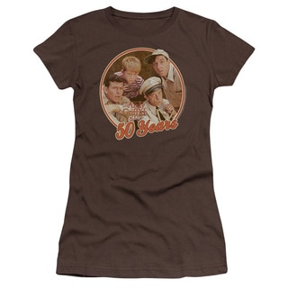 Andy Griffith/50 Years Junior Sheer in Coffee