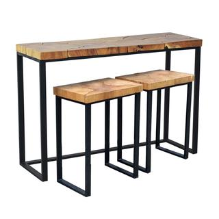 Crafted Home's Angelynn Console Table