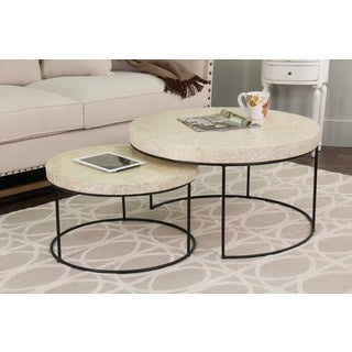 Crafted Home's Aaralyn Coffee Table Set