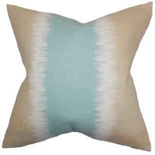 Juba Geometric Throw Pillow Cover Beach