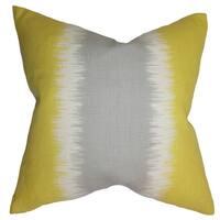 Juba Geometric Throw Pillow Cover