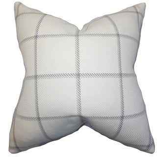 Wilmie Plaid Throw Pillow Cover