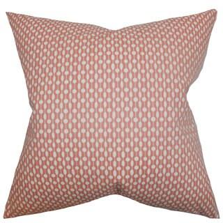Orit Geometric Throw Pillow Cover