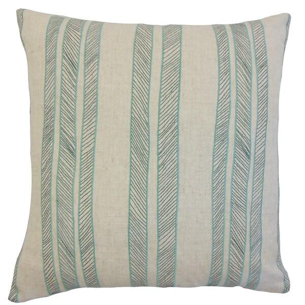 Drum Stripes Throw Pillow Cover