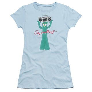 Gumby/Clay Anything Junior Sheer in Light Blue