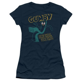 Gumby/Bend There Junior Sheer in Navy