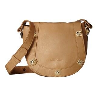 See by Chloe Women's Sadie Beige Leather Crossbody Handbag