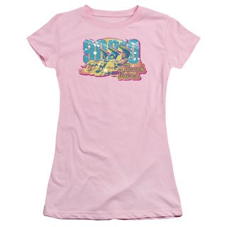 90210/Beach Babes Junior Sheer in Pink