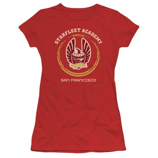 Star Trek/Academy Heraldry Junior Sheer in Red