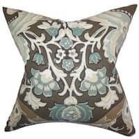 Kiriah Floral Throw Pillow Cover