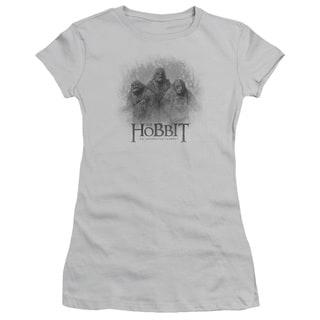 The Hobbit/Three Trolls Junior Sheer in Silver