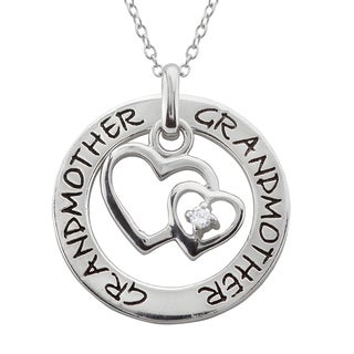 Haven Park Grandmother Pendant Necklace