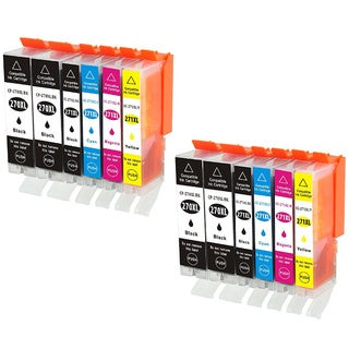 PGI-270 CLI-271 Canon PIXMA MG5720 MG5721 MG5722 MG6820 MG6821 MG6822 Series Printers Replacement Ink Cartridge
