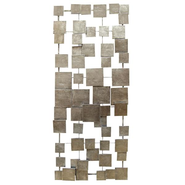 stratton home decor geometric tiles wall decor 18845827 stratton home decor burst wall mirrors set of 5