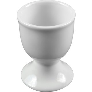 Fox Run White Porcelain Egg Cup (Set of 2)