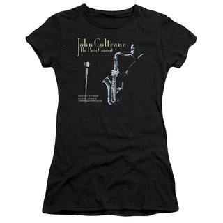 John Coltrane/Paris Coltrane Junior Sheer in Black