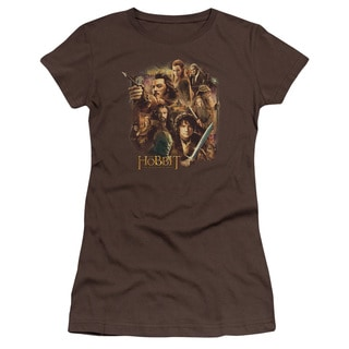 Hobbit/Middle Earth Group Junior Sheer in Coffee