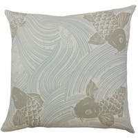 Ailies Graphic Throw Pillow Cover Mist