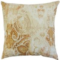 Havilah Floral Throw Pillow Cover