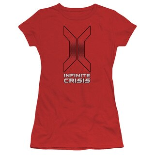 Infinite Crisis/Title Junior Sheer in Red