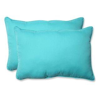Pillow Perfect Outdoor / Indoor Splash Maui Throw Pillow (Set of 2)