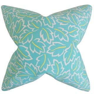 Kateri Foliage Throw Pillow Cover