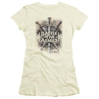 Hobbit/Battle Of Armies Junior Sheer in Cream