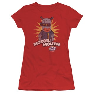 Dubble Bubble/Motor Mouth Junior Sheer in Red