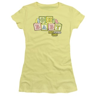 Dubble Bubble/Oh Baby Junior Sheer in Banana
