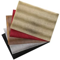 Polyester 13-inch x 19-inch Snakeskin-pattern Reptile Placemats (Sets of 2 and 4)