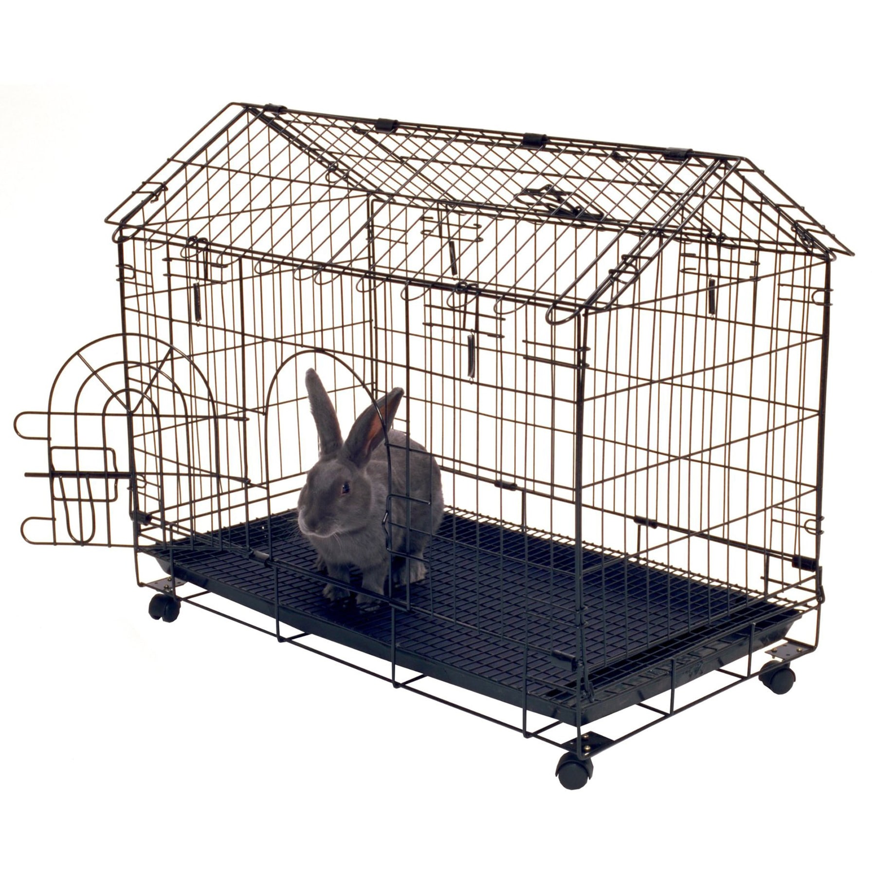 "Doskocil Kennel Aire Bunny House (30""), Black"