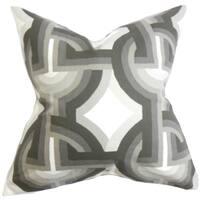 Rineke Geometric Throw Pillow Cover