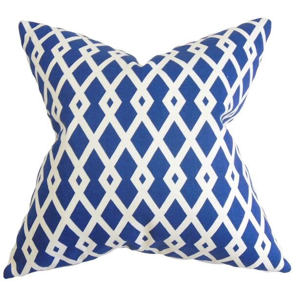 Tova Geometric Throw Pillow Cover