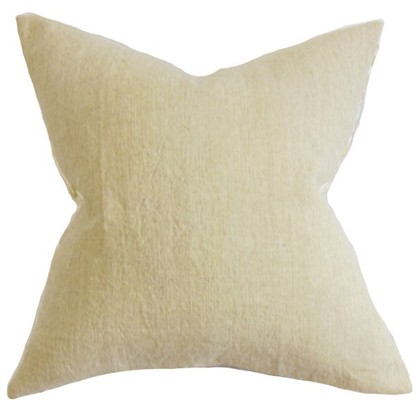 Yaretzi Solid Throw Pillow Cover