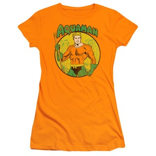 DC/Aquaman Junior Sheer in Orange