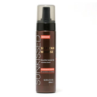 Sunkissed Med Bronze 6.76-ounce Instant Self Tanning Mousse