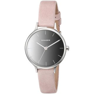 Skagen Women's SKW2411 'Anita' Pink Leather Watch