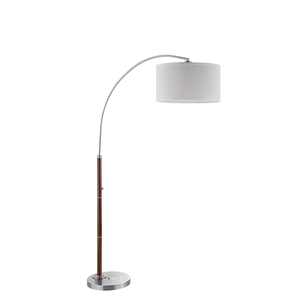 Image of: Shop Black Friday Deals On Archy Arc Floor Lamp Overstock 11963271