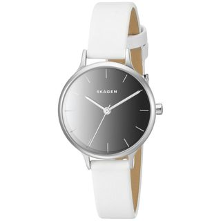 Skagen Women's SKW2414 'Anita' White Leather Watch