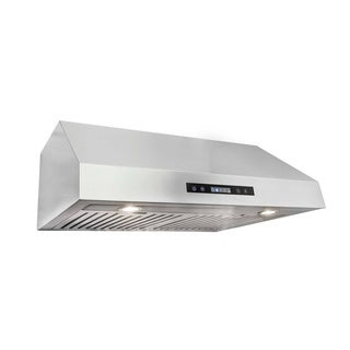 Cosmo UTS30 Stainless Steel 30-inch Touch-control Under-cabinet Range Hood