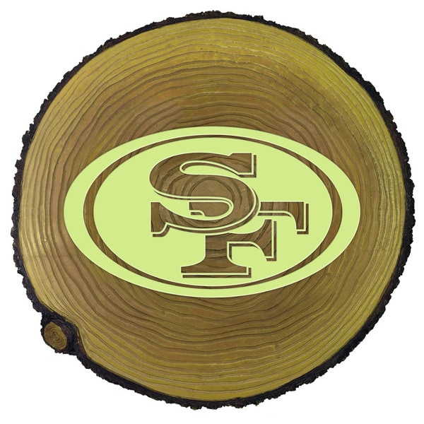 San Francisco 49ers Stepping Stump