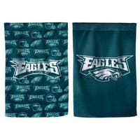 Suede and Glitter Double-sided Philadelphia Eagles Flag