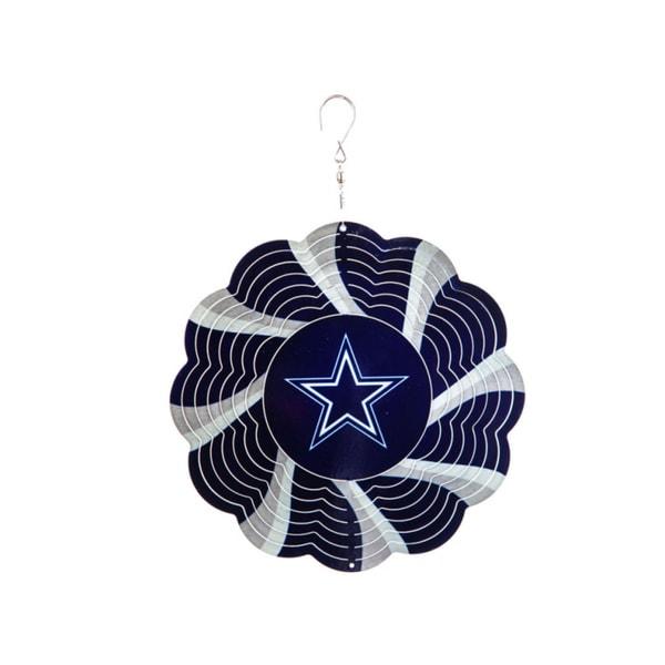 Dallas Cowboys Stainless Steel Spectrum Spinner