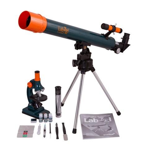 Levenhuk LabZZ MT2 Microscope and Telescope Kit
