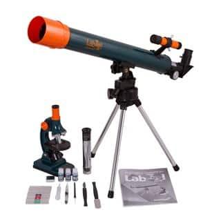 Levenhuk LabZZ MT2 Microscope and Telescope Kit|https://ak1.ostkcdn.com/images/products/11963481/P18848414.jpg?impolicy=medium