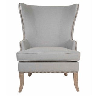 Gray Manor Stephen Wing Chair