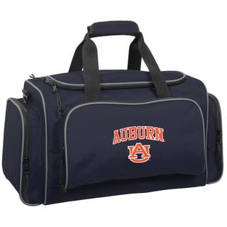WallyBags Auburn Tigers Collegiate 21-inch Duffel Bag