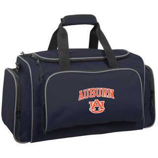WallyBags Auburn Tigers Collegiate 21-inch Duffel Bag