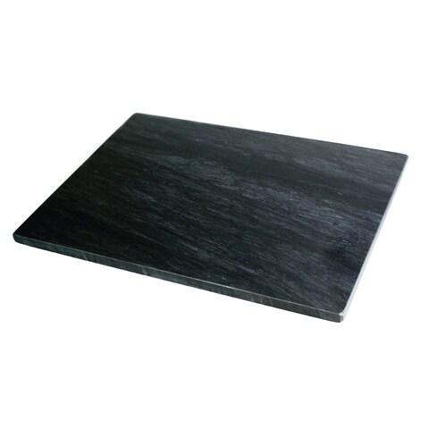 Fox Run Black Marble Pastry Board